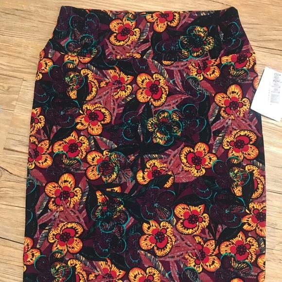 LuLaRoe Dresses & Skirts - Lularoe Sz S Cassie skirt NWT